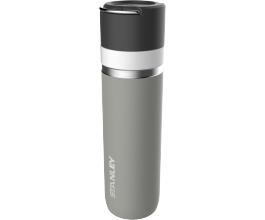 STANLEY Ceramivac™ termoska/termohrnek 700ml Granite světle šedá